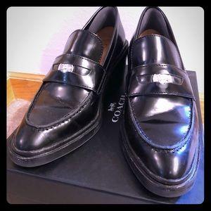 Coach Heath Women's Loafers Size 5.5